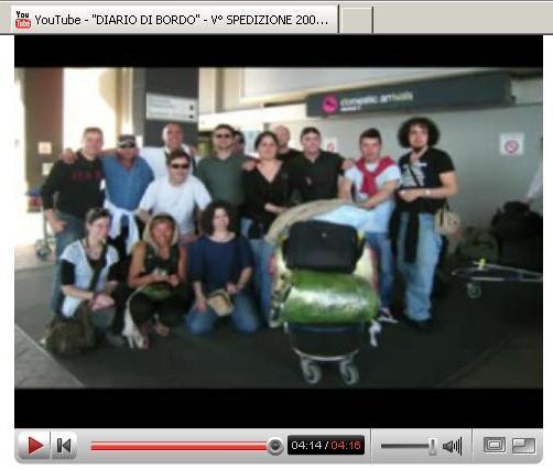 DA ROMA A CAPETOWN - VIDEO