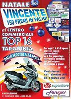 Natale Vincente al Top16 - 2008